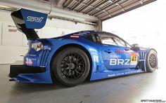 Subaru STI GT300 BRZ