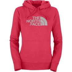The North Face Half Dome Hoodie - Graphite Grey/Azalea Pink with FREE Shipping & Returns. Designed with athletic-inspired ribbing at the cuffs and hem, the Half Dome