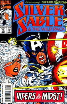 Silver Sable and the Wild Pack (1992) 15