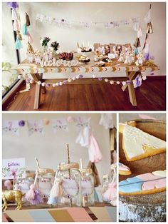 A Boho Baby Shower with a rustic and pastel details is a dreamy way to celebrate the joy of the upcoming arrival of the baby.
