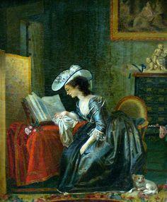 pintura de R. Gouin