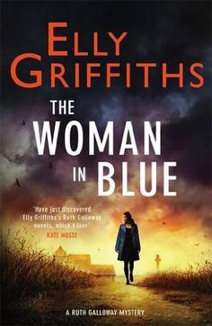 book cover of The Woman in Blue