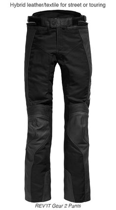 Revit Gear 2 pants. Best all around pants, waterproof and a perfect fit.