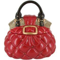 Handbag Cookie Jar