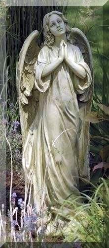 Garden Angel - Angel Statue - Praying Angel