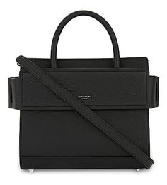 GIVENCHY - Horizon leather cross-body bag | Selfridges.com