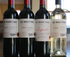 Organically Good! De Martino Estate Organic wines from Chile. Cabernet Sauvignon, Carmenere and Sauvignon Blanc, all organic and all available for around $10. #winelover http://www.reversewinesnob.com/2013/04/de-martino-estate-organic-wines-from-chile.html
