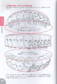 drawing art head draw skull view human anatomy direction of rotation reference tutorial . Head Anatomy, Human Anatomy Drawing, Human Figure Drawing, Figure Drawing Reference, Anatomy Art, Anatomy Reference, Art Reference Poses, Human Reference, Perspective Drawing Lessons