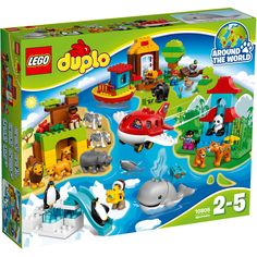Lego Duplo Wielka Budowa 10813 Zabawki Dla Laury Lego Duplo