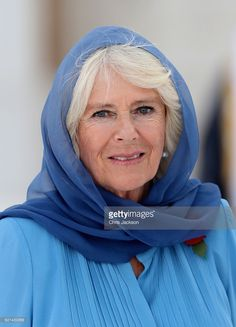 Camilla, Duchess of Cornwall visits the Grand Mosque on the first day of a Royal tour of the United Arab Emirates on November 6, 2016 in in Abu Dhabi, United Arab Emirates. Prince Charles, Prince of Wales and Camilla, Duchess of Cornwall are on a Royal tour of the Middle East starting with Oman, then the UAE and finally Bahrain.  (Photo by Chris Jackson/Getty Images)