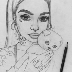 "3,167 Likes, 34 Comments - ✨Emilia✨ (@emzdrawings) on Instagram: ""@kehlani #wip ✍ #art#sketch#illustration#drawing#kehlani#fanart#artist#sketchbook #work #girl…"""