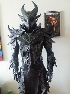 Skyrim Daedric Armor - Imgur