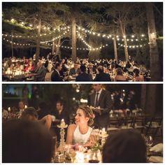 La boda de cuento de Carmen y Borja