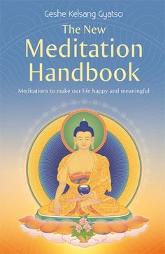 The New Meditation Handbook is a practical guide to meditation that teaches us how to make ourself and others happy by developing inner peace, and in this way making our lives more meaningful.