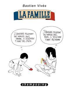 Bastien Vivès 2. La Famille