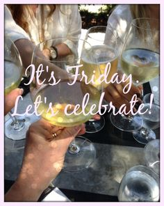 It's Friday…Let's Celebrate! - The Rich Life On a Budget