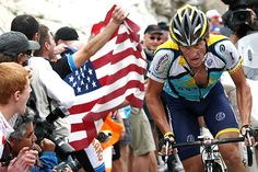 Lance Armstrong 7 time TDF cheater