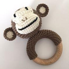 27 Beste Afbeeldingen Van Gehaakte Aap Crochet Animals Crochet