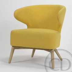 Vite ! Achetez votre Fauteuil crapaud, jaune - Rock de qualitée sur CDC Design. Payez en 3x ou 4x sans frais ! Livraison gratuite dès 750€ d'achat.