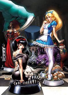 Fairytale Fantasy girls