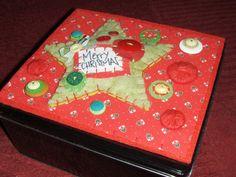 #Christmas box