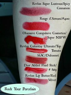 Oh red and wine lipsticks, you are so tricky for us pale girls. What looks good on the masses can look clownish, orange-ish, or garish on u...