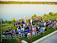 The Filter Building on White Rock Lake Dallas Texas Wedding Venues 4