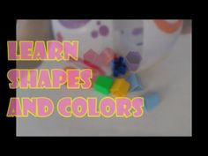 Learn Shapes and Colours with Little Tikes Shape Sorter Ball - YouTube