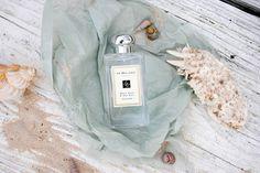 Jo Malone Wood Sage and Sea Salt Perfume Review | Sally Says Beauty blog