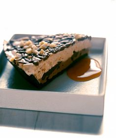 Chocolate Caramel Ice Cream Pie | Get the recipe for Chocolate Caramel Ice Cream Pie.