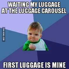 LE ME AT THE AIRPORT