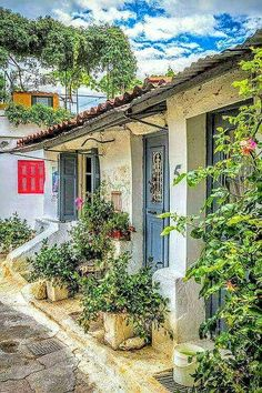 The Secret Greece is a cultural portal showcasing articles for Greece, suggesting destinations, gastronomy, history, experiences and many more. Greece in all Athens, Greece, Pergola, Outdoor Structures, World, Places, Photography, Travel, Rhodes