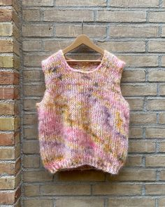 Colour Pop, Knitting Patterns, Embroidery, Womens Fashion, Dreams, Colors, Tips, Scrappy Quilts, Sweater Vests