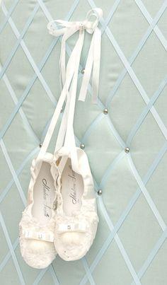 Baletki ślubne - Madam Suzette - S.O.S. ślubne - MadamSuzette - Pozostałe