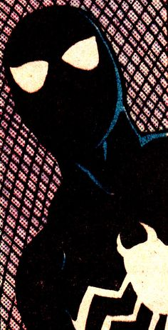 Black Suit Spidey by Sal Buscema & Gerry Talaoc Black Spiderman, Spiderman Art, Amazing Spiderman, Marvel Art, Marvel Heroes, Ms Marvel, Captain Marvel, Old Comics, Vintage Comics