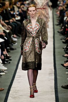 Pin for Later: The 10 Things You'll Be Wearing All Fall Ladylike Leopard Givenchy