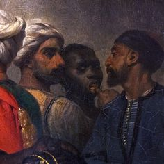 People of Color in European Art History Historical Art, Late 20th Century, Art History, France, Marketing, Painting, Photos, Pictures, Painting Art