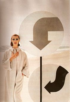 The Nifty Fifties — Photo by Louise Dahl-Wolfe for Harper's Bazaar,...