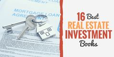 Investing in property is one of the best ways get your money to work for you. But there is risk. Read these real estate investment books before you start...