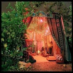 Outdoor sanctuary...