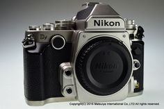 NIKON DF 16.2MP Digital Camera Body 13361 shutter Excellent+ #Nikon