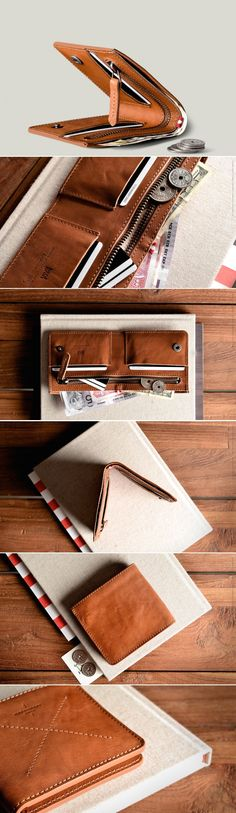 #hardgraft Zip Wallet