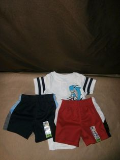 Baby & Toddler Clothing Earnest Toddler Shorts 2t