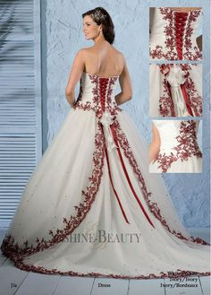 Red detailing. Absolutely Perfect. I think this is THE ONE!!! And at $150 its not too bad!!!