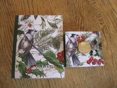 a winters tale note cards and mini note pad. perfect together as a gift for a hostess. give the mini notes to each girlfriend at your holiday gathering. keep a set for yourself of course!