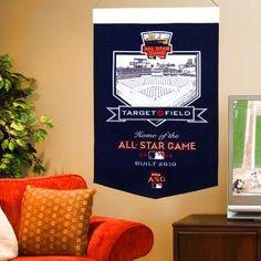 MLB 2014 All-Star Stadium Banner - $22.79