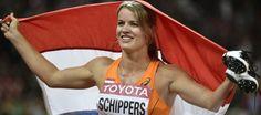 Het programma Olympische Spelen van Dafne Schippers