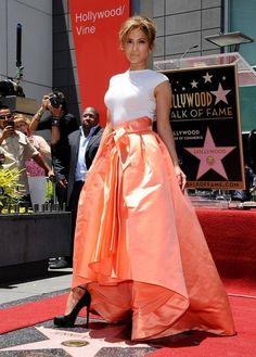 Jennifer Lopez - Jennifer Lopez Gets a Star on the Walk of Fame — Part 6
