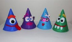 Kids will love these fun #DIY party hats for #NewYearsEve!