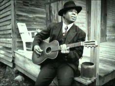 Blind Willie Johnson - Dark Was The Night, 1927